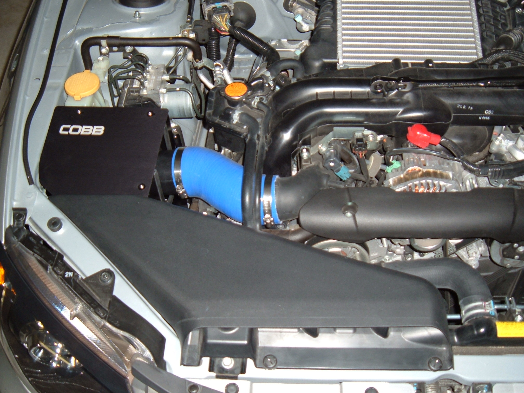 Cobb Sf Intake For 08 11 Subaru Sti Wrx And Gt Page 4