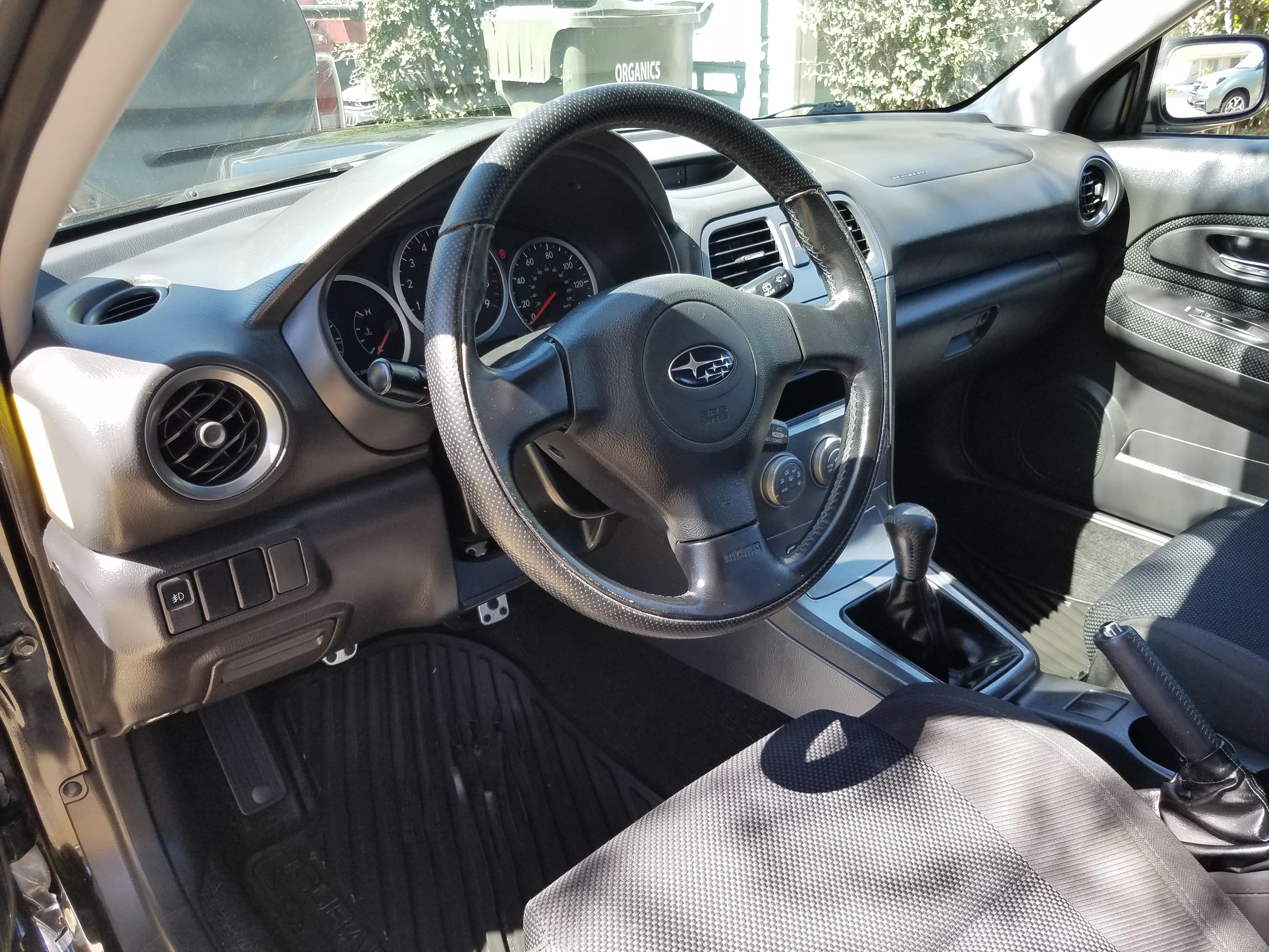 CA: 2005 WRX Wagon for sale