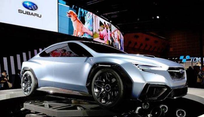 This Is How Big Next-Generation Subaru WRX/STI Will Grow ...