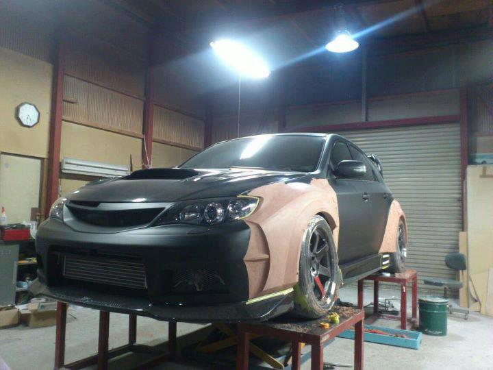 08 09 And 10 Wrx Owners Anybody Interested In Fender