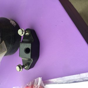 Kart boy rear shifted bushing 5 or 6spd